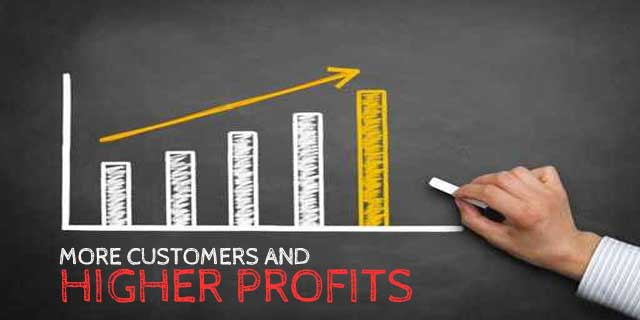 More customers and higher profits for plumbing contractors